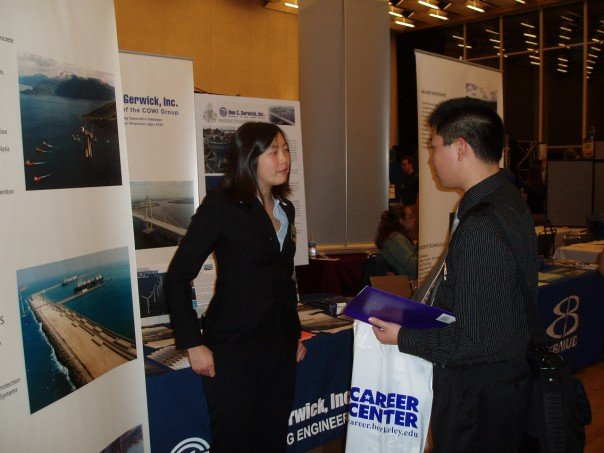 Cal career fair